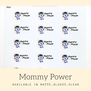 Character Stickers | Judy | Erin Condren | AS97