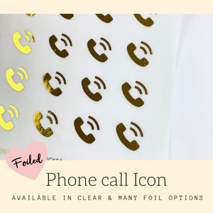 Foiled Stickers | Erin Condren | Planner Stickers | FSS39