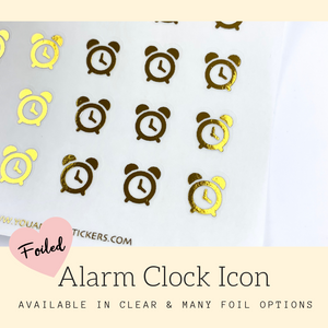 Foiled Stickers | Erin Condren | Planner Stickers | FSS40