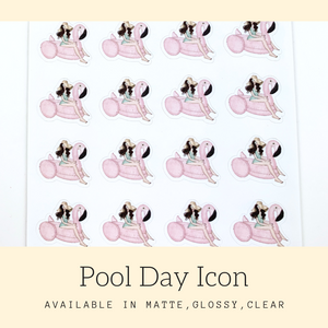 Planner Stickers | Icon Stickers | CS176A