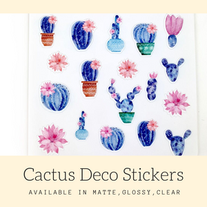 Deco Stickers | Planner Stickers | Erin Condren | CS196