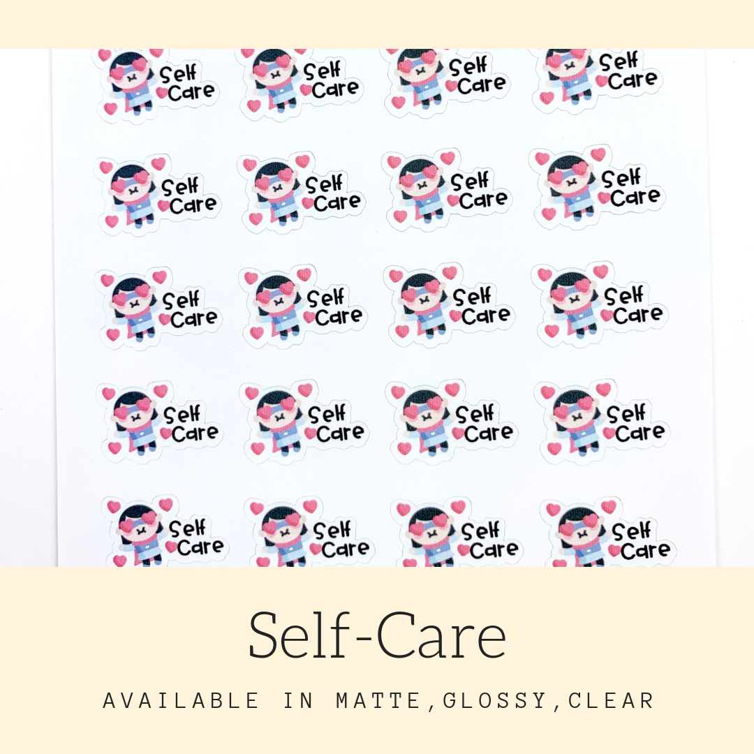 Character Stickers | Judy | Erin Condren | AS100