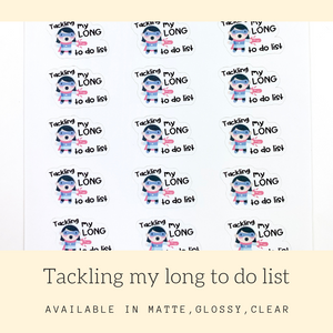 Character Stickers | Judy | Erin Condren | AS99