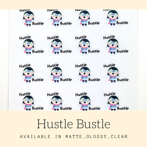 Character Stickers | Judy | Erin Condren | AS104