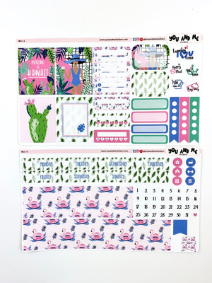 Mini Kit | Summer | Planner Stickers | Erin Condren | MK21