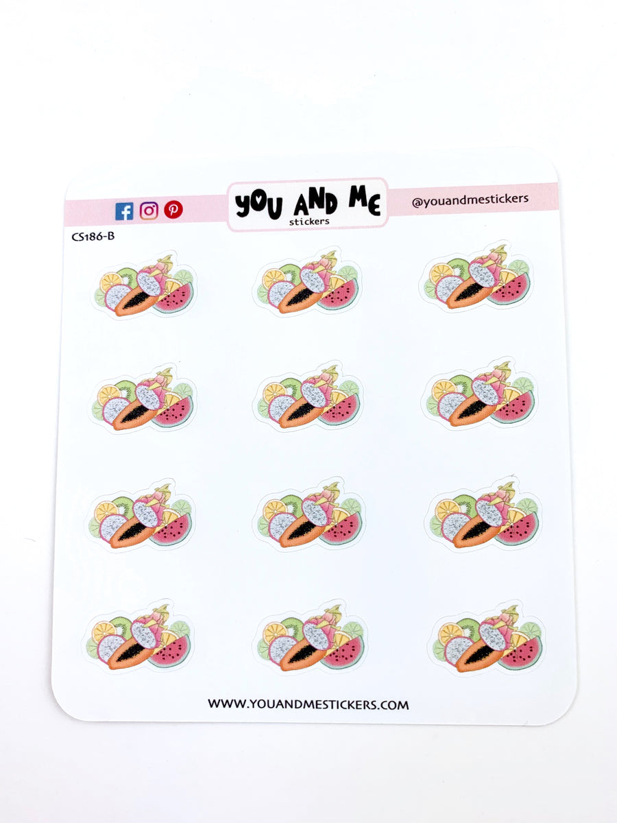 Planner Stickers | Icon Stickers | CS186B