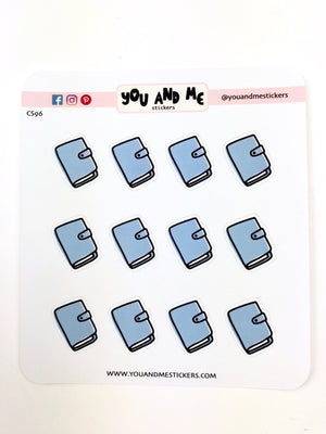 Planner Stickers | Icon Stickers | CS96