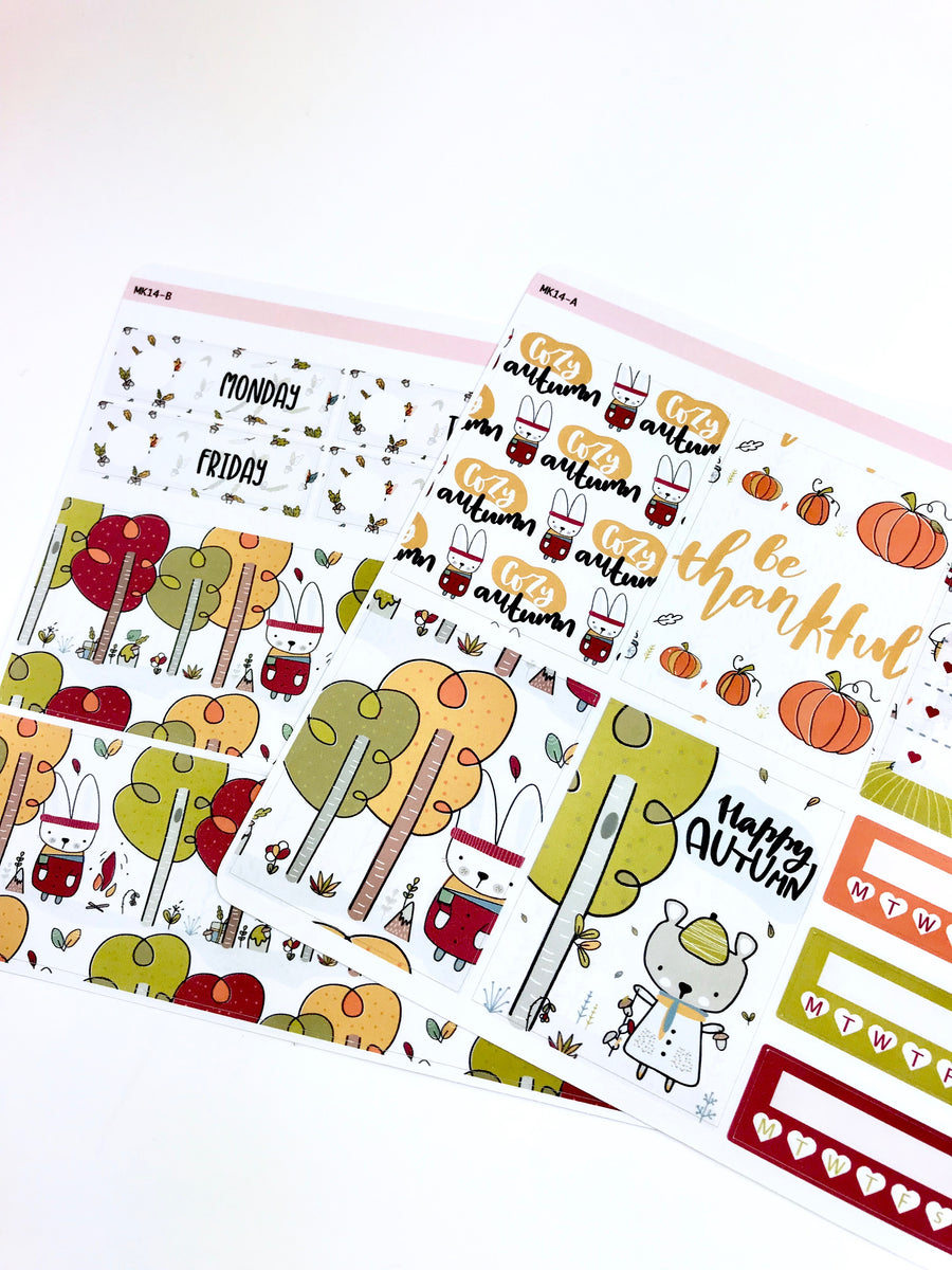 Mini Kit | Holiday | Planner Stickers | Erin Condren | MK14