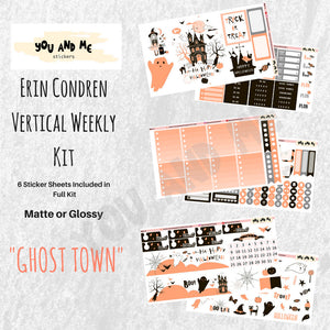 Weekly Kit | Erin Condren Planner | Planner Stickers | WK14