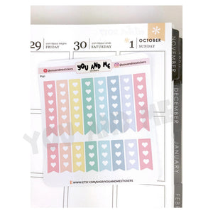 Pastel Stickers | Planner Stickers | To do Stickers | Checkout Stickers | Functional Stickers | ECLP | Erin Condren | Happy Planner | PS35