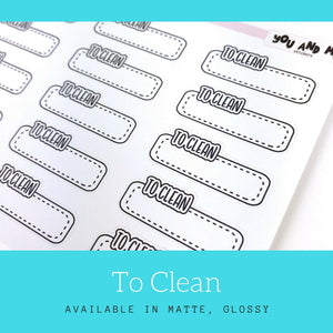 Planner Sticker | Erin Condren | LS19a