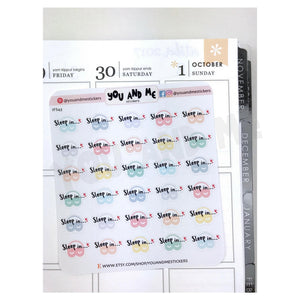Planner Sticker | Erin Condren | IFS43