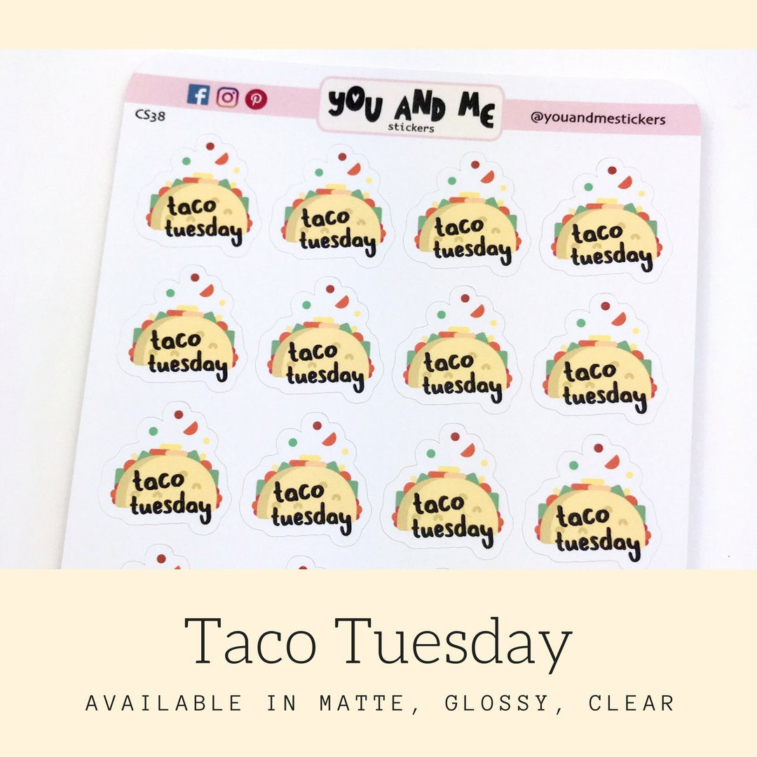 Planner Stickers | Planner Stickers |Erin Condren | Happy Planner | CS38