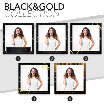Entire Black&Gold Collection