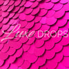 Hot Pink Luxe Sequin - NEW!
