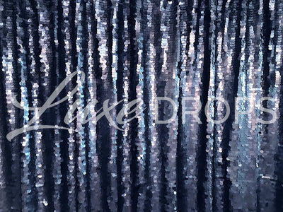 Blueberry Luxe Sequin - NEW!