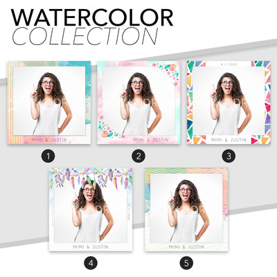 Entire Watercolor Collection