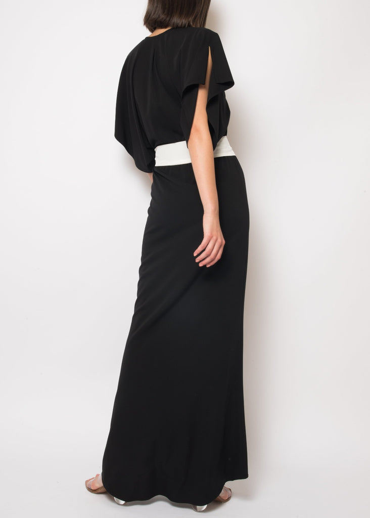 Norma Dress in Black