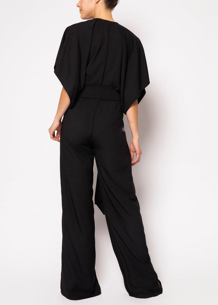 Natasha Jumpsuit in Black