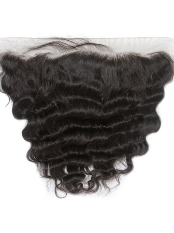 Luxury Indian Curly Frontal