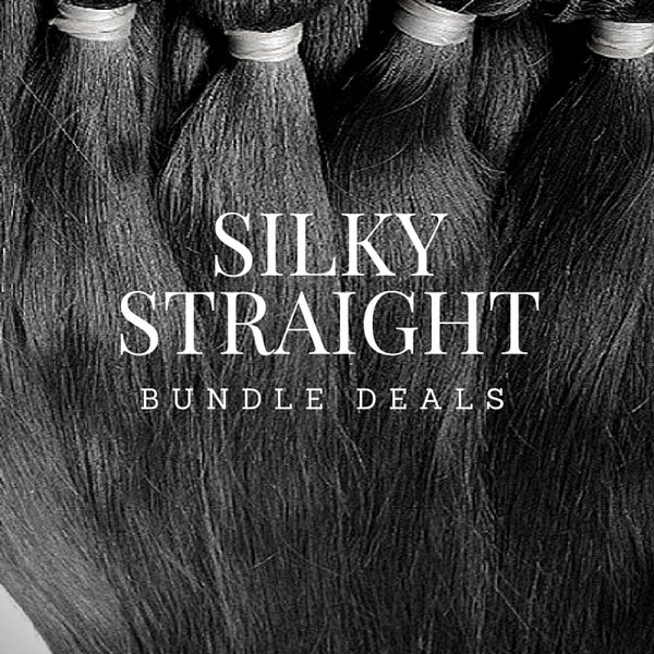 100% Raw Indian Straight Bundle Deals