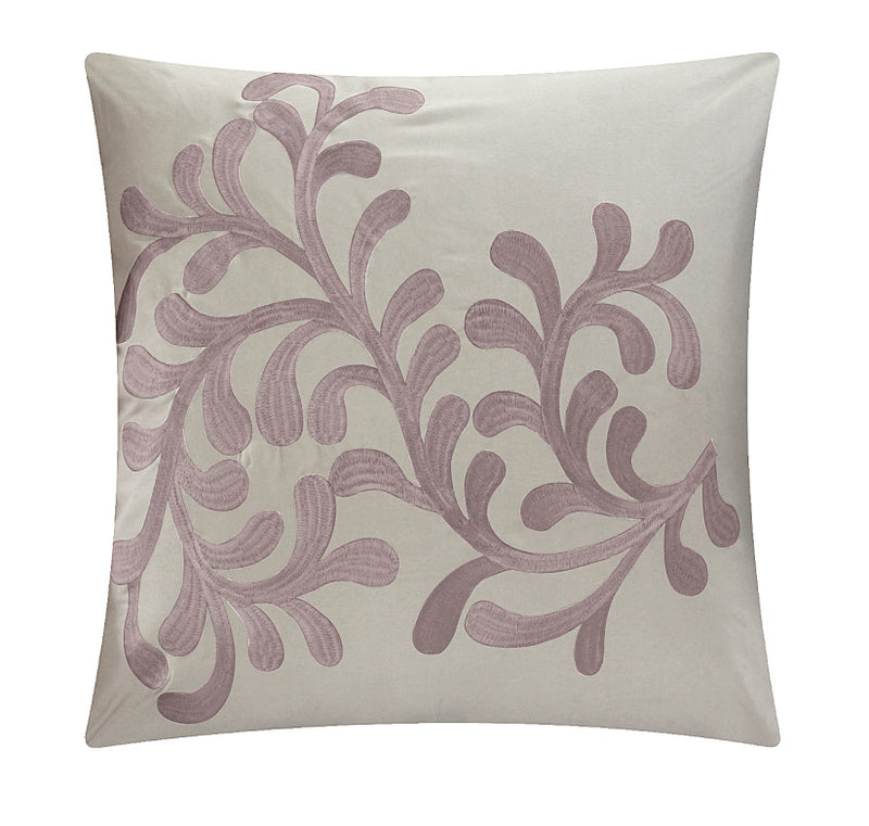 Chic Home Trenton 11 Piece Comforter Set Reversible Pinch Pleat Pintuck Print Bed in a Bag Plum