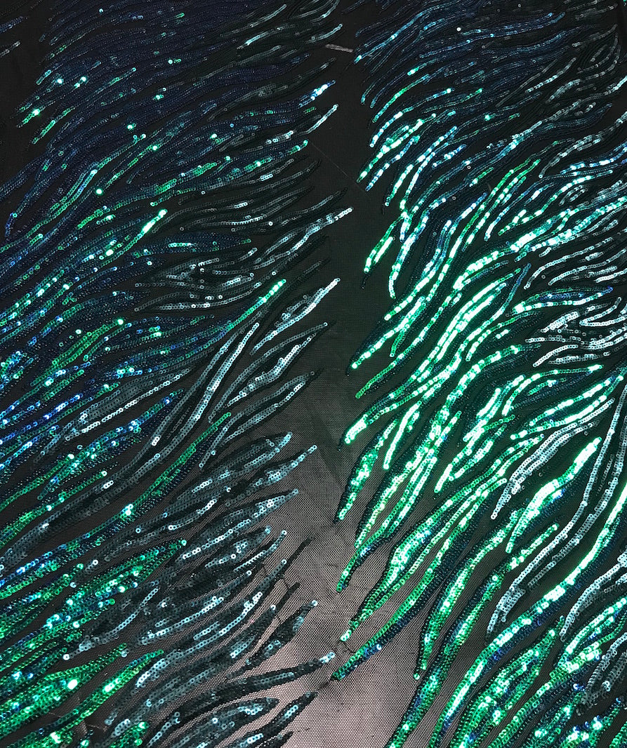Tornado Sequin Net
