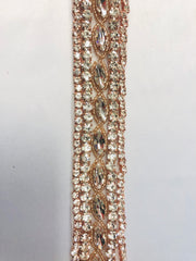 Princess Rhinestone Trim