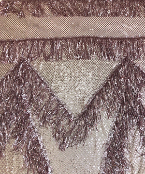 Envy Fringe Sequin