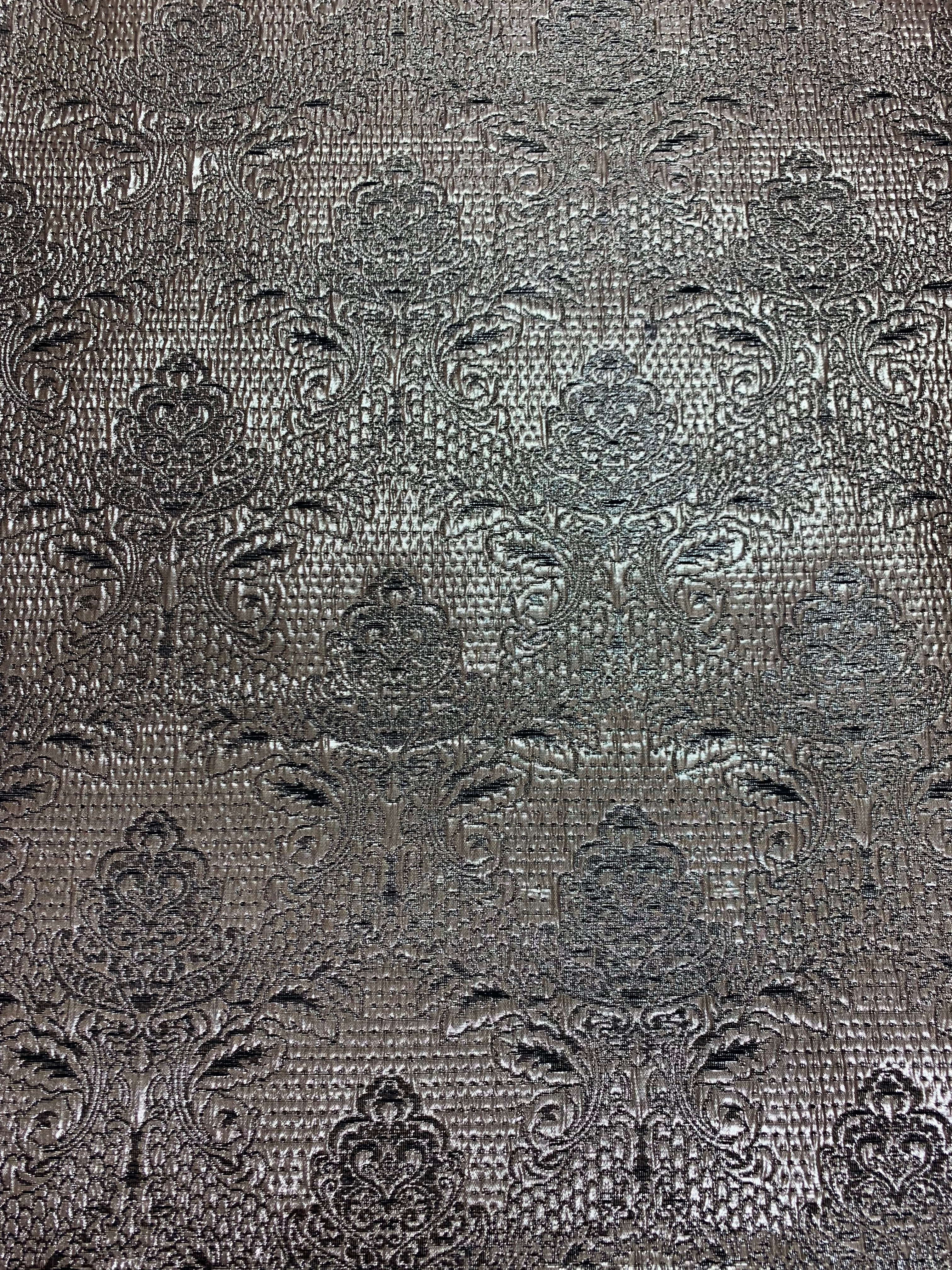 Metallic Cathedral Brocade
