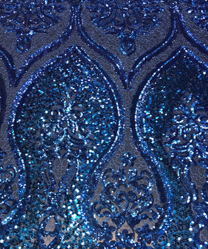 Pasley Design Sequin Lace