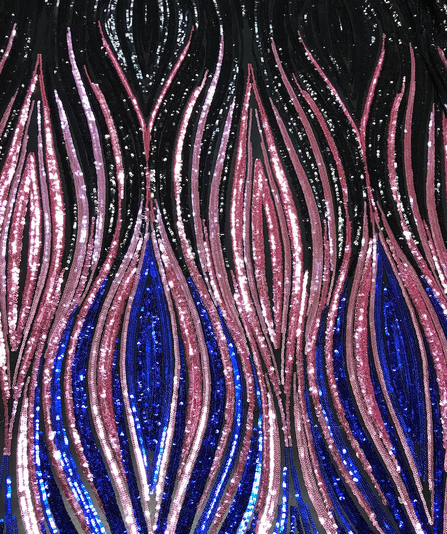 Ombre Sequin