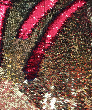 Reversible Sequin