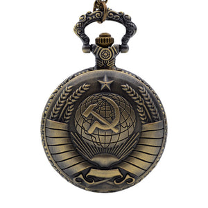 Soviet Union Vintage Pocket Watch