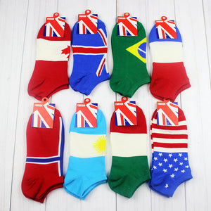 Country Flag Socks