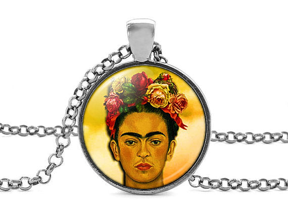 Frida Power Necklace