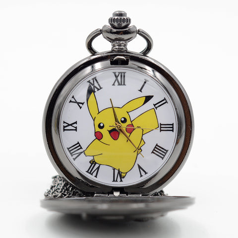 Pikachu Pokewatch