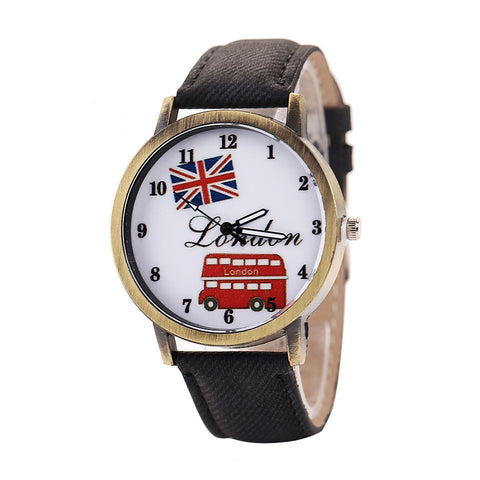 London Coolture Wristwatch