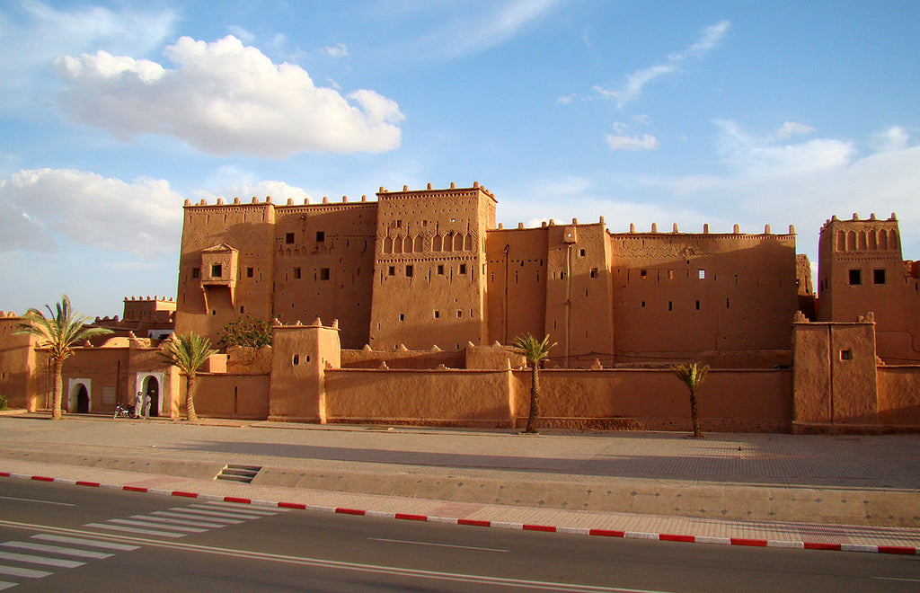 Ouarzazate the pearl of the southern Morocco