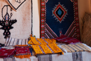The story of Taznakhte women embroidered on looms