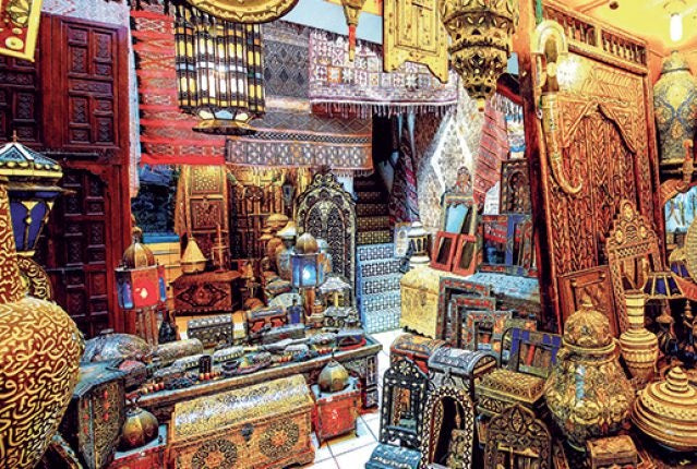 Moroccan handicrafts : Renaissance of a secular art