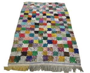 Moroccan-Boucherouit-Berber rug-Collection