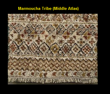 Tribe of  Marmoucha Middle-Atlas