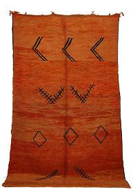 Red-Chichaoua-Moroccan-berber-rug 3