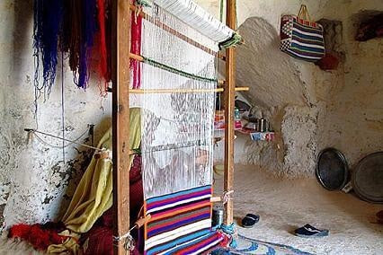 art of weaving rug 1