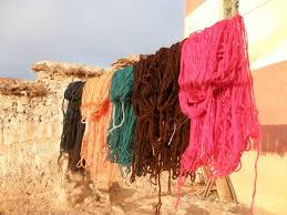 WOOL UNDER SUN MOROCCAN RUGS