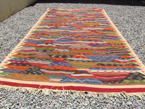 Moroccan rug, Picasso rug, Contemporary rug, Morrocan rug