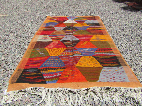 moroccan rug, berber picasso