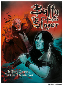 Buffy The Colonizer Slayer
