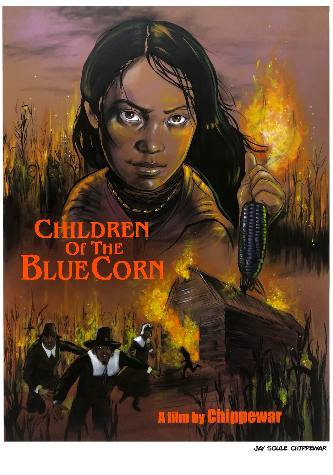 Children Of The Blue Corn